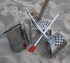 Beach Metal Detecting Scoops