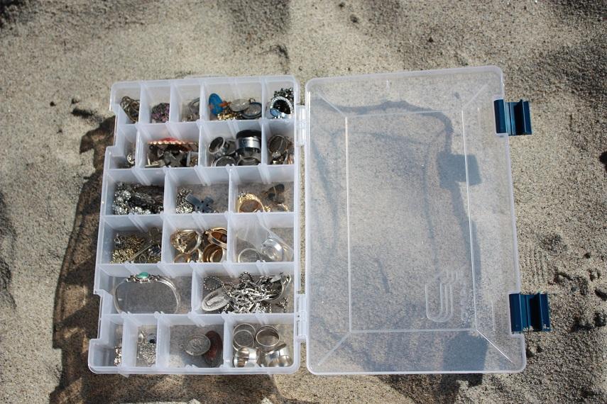 746a82fb Beach Metal Detecting Tips - Hunting the Beach